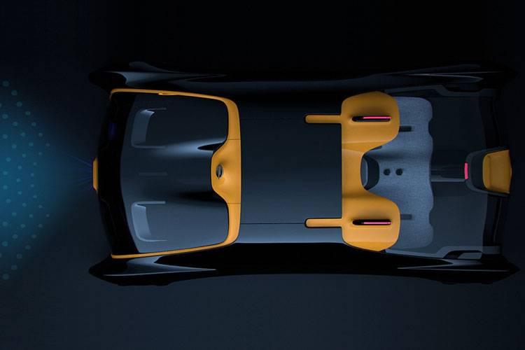 طرح مفهومی خودرو اوپل اچ